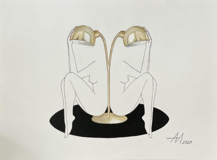 Mila Akopova Light is life